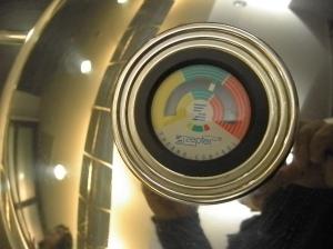 termocontrolul de pe capacul vasului zepter