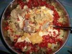 ingrediente pentru salata de legume cu maioneza