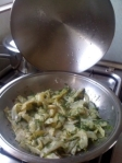 fasole pastai, preparata fara apa in wok / zepter