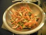 taietei de legume preparati fara apa in wok / zepter