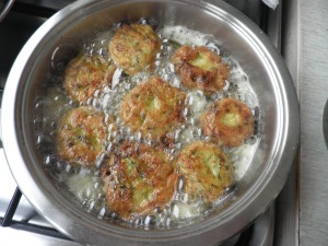 Chiftelute din legume.